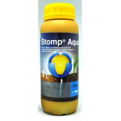 Stomp Aqua